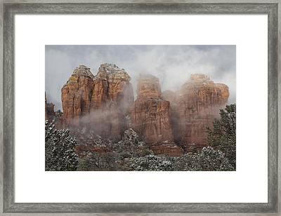 Sugarloaf Trail  Framed Print