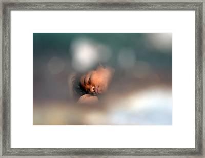 Suggled Framed Print by Jez C Self