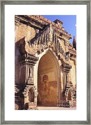 Sulamani Temple Framed Print by Gloria & Richard Maschmeyer - Printscapes
