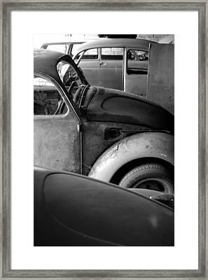 Sullen Framed Print by Jez C Self