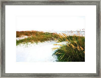 Sullen Sky 2 Framed Print by Alan Hausenflock