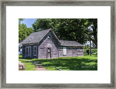 Sullender's Store Framed Print by Kathy McClure