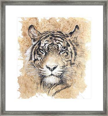 Sumatra Framed Print
