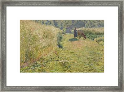Summer, 1893 Framed Print