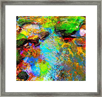 Summer 2015 Mix 3 Framed Print