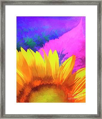 Summer 87 Framed Print