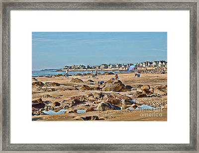 Summer Afternoon Framed Print by Edward Sobuta