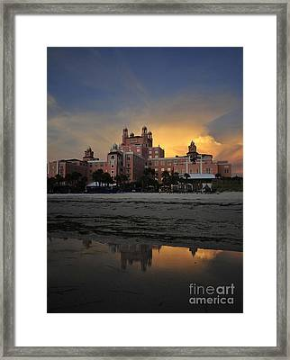Summer At The Don Framed Print by David Lee Thompson