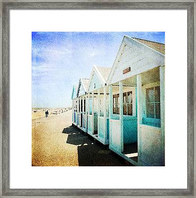 Framed Print featuring the photograph Summer Breeze by Anne Kotan