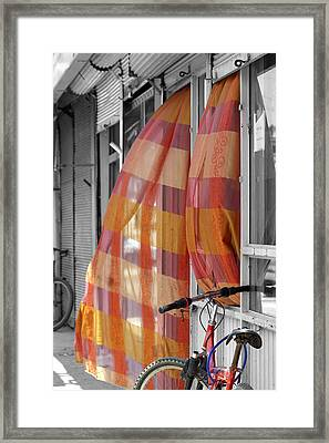Summer Breeze Framed Print by Don Prioleau