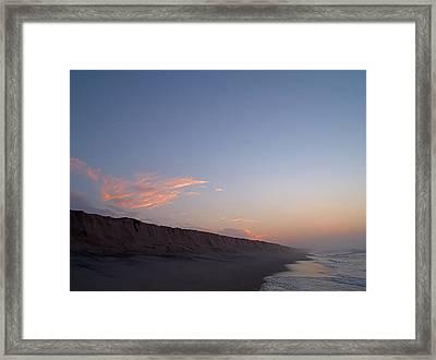 Summer Dawn Framed Print