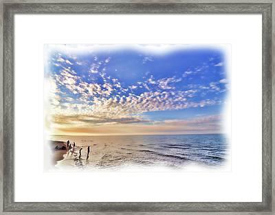 Framed Print featuring the photograph Summer Daydream by John Hansen