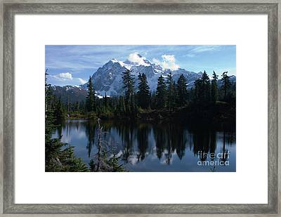 Summer Dreams Framed Print by Rod Wiens