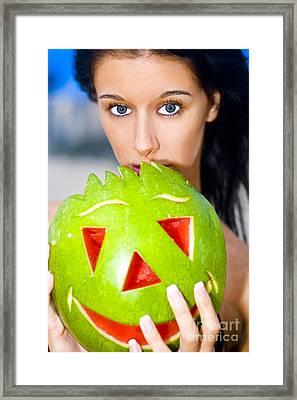 Summer Halloween Framed Print by Jorgo Photography - Wall Art Gallery