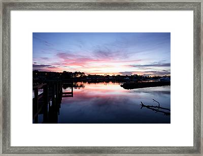 Summer House Framed Print by Laura Fasulo