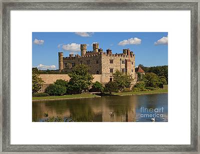 Summer Is Here Framed Print by Pete Reynolds