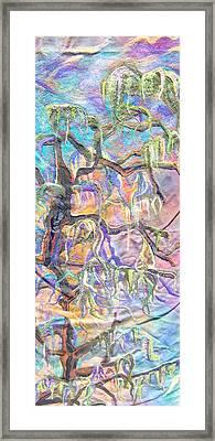 Summer Framed Print by Kimberly Simon