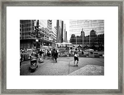 Framed Print featuring the photograph Summer Life by John Rizzuto