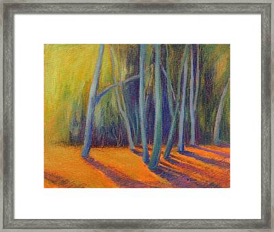 Summer Light Framed Print