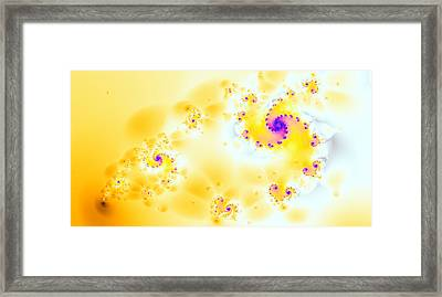 Summer Love Framed Print by Sacred Visions