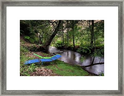 Framed Print featuring the photograph Summer Lovin' by Tim Nichols