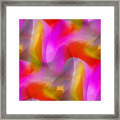 Summer Luv Framed Print