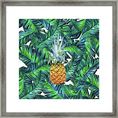 Summer Framed Print by Mark Ashkenazi