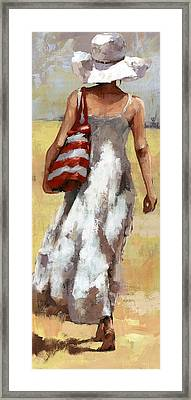 Summer Framed Print by Matthew Myles
