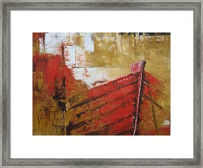 'summer Memories' Framed Print by Marina Harris