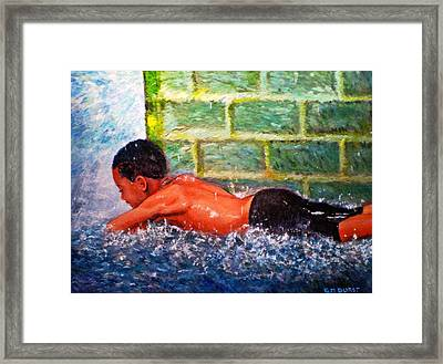 Summer Nirvana Framed Print by Michael Durst