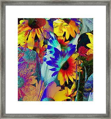 Summer Of Love Framed Print by Patric Carter
