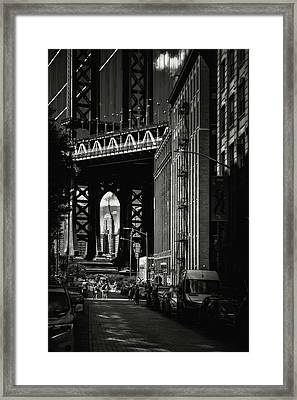Summer Postcard Framed Print by Eduard Moldoveanu