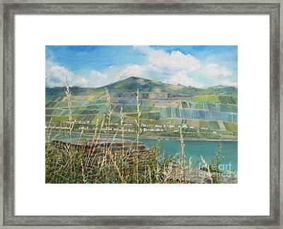 Summer Framed Print by Radchenko Julia