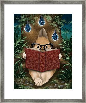 Summer Relax Framed Print by Veronica Minozzi