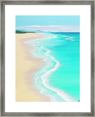 Summer Rendezvous Framed Print by Colin Perini
