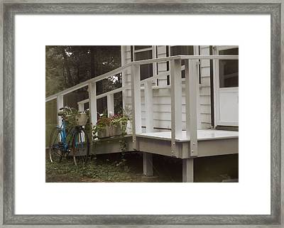 Summer Ride Framed Print by JAMART Photography