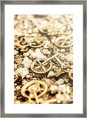 Summer Ride Framed Print by Jorgo Photography - Wall Art Gallery