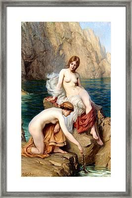 Summer Seas 1912 Framed Print