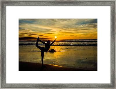 Summer Framed Print by Sierra Vance