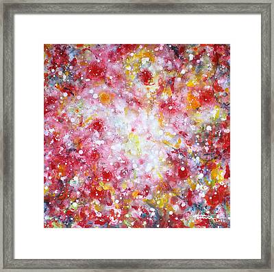 Summer Solstice Framed Print by Kume Bryant