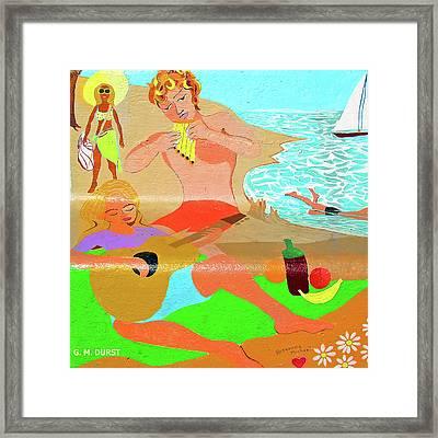 Summer Song Framed Print by Michael Durst