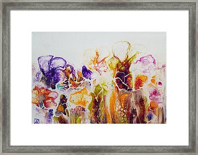 Summer Splendor  Framed Print