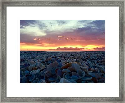 Framed Print featuring the photograph Summer Stroll by Melanie Moraga