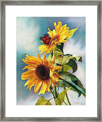 Summer Framed Print by Svitozar Nenyuk