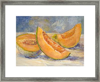 Summer Sweet Framed Print by Jimmie Trotter