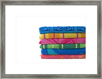 Summer Time 2 Framed Print by Jeannie Burleson