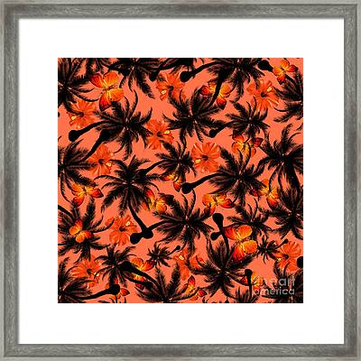 Summer Time 2 Framed Print by Mark Ashkenazi