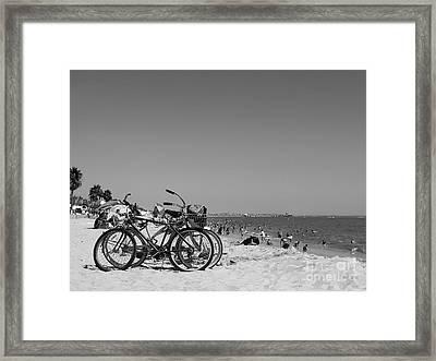 Summer Time Framed Print by Hartono Tai