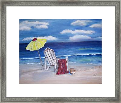 Summers Dream Framed Print by Penny Everhart
