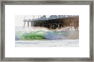 Summertime Framed Print by Aron Kearney